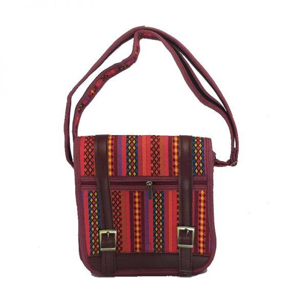 کیف دست ساز زنانه دوجیب شان