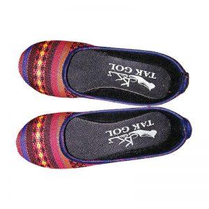 کفش گیوه دخترانه
