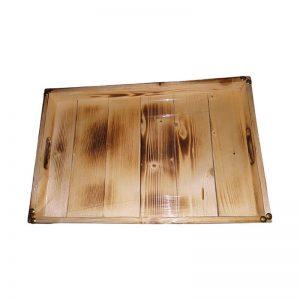 سینی چوبی مستطیل