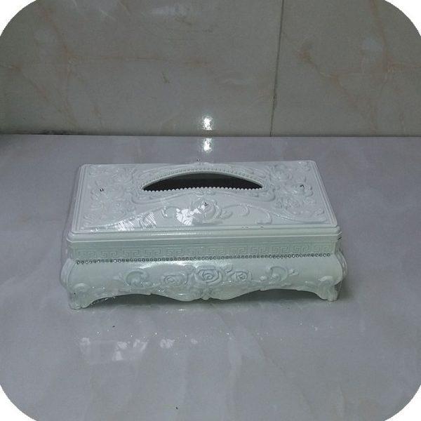 سطل و جادستمال کاغذی