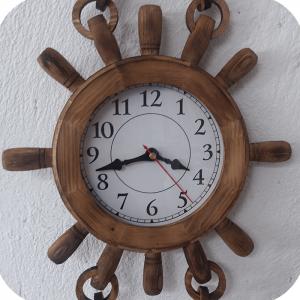 ساعت لنگر کوچک