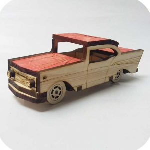 ماشین چوبی