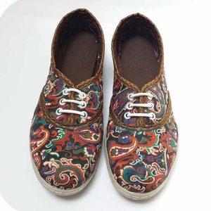 کفش ترمه زنانه